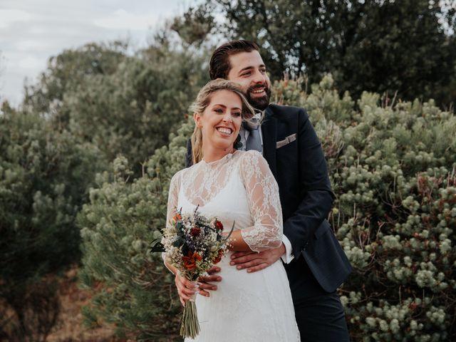 La boda de Alberto y Cristina en San Agustin De Guadalix, Madrid 65