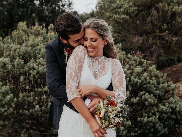 La boda de Alberto y Cristina en San Agustin De Guadalix, Madrid 67