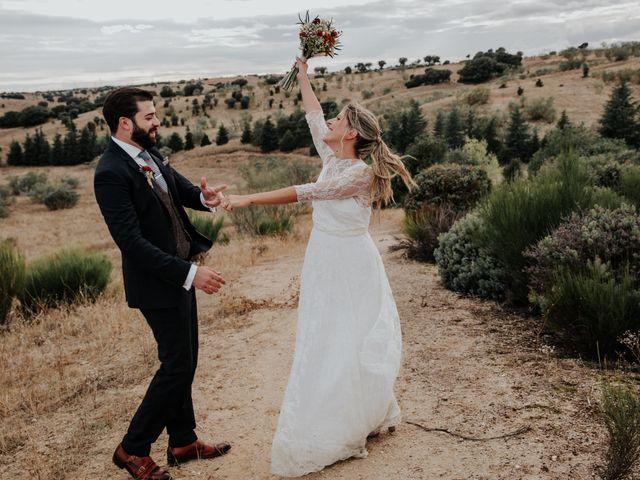 La boda de Alberto y Cristina en San Agustin De Guadalix, Madrid 69