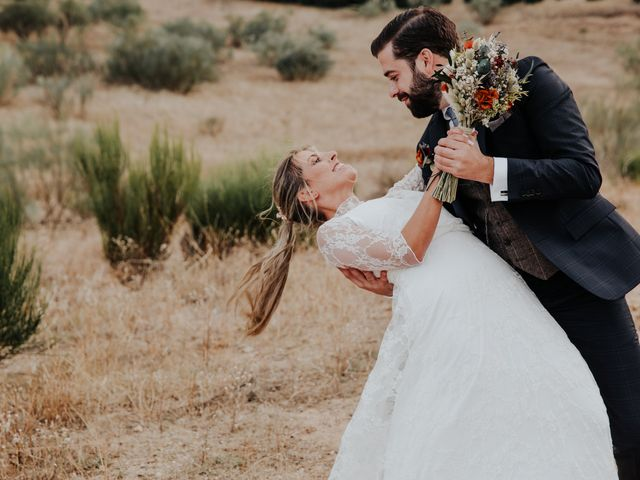 La boda de Alberto y Cristina en San Agustin De Guadalix, Madrid 71