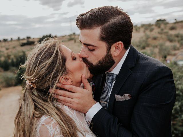 La boda de Alberto y Cristina en San Agustin De Guadalix, Madrid 72