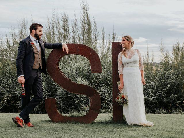 La boda de Alberto y Cristina en San Agustin De Guadalix, Madrid 78