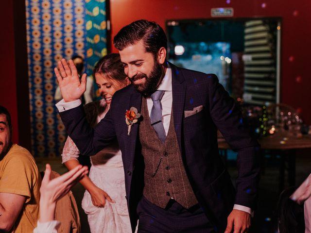 La boda de Alberto y Cristina en San Agustin De Guadalix, Madrid 87