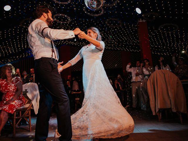 La boda de Alberto y Cristina en San Agustin De Guadalix, Madrid 93
