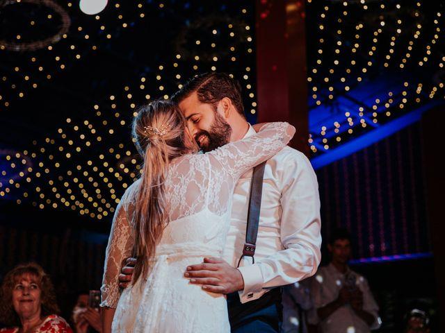 La boda de Alberto y Cristina en San Agustin De Guadalix, Madrid 95