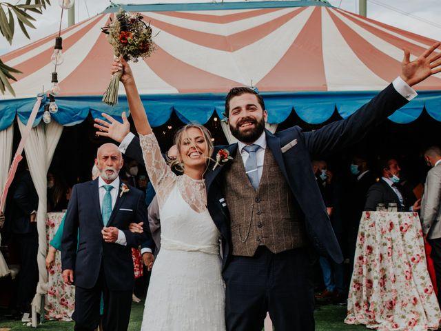 La boda de Alberto y Cristina en San Agustin De Guadalix, Madrid 53