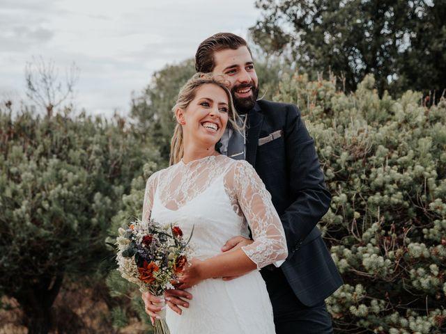 La boda de Alberto y Cristina en San Agustin De Guadalix, Madrid 62