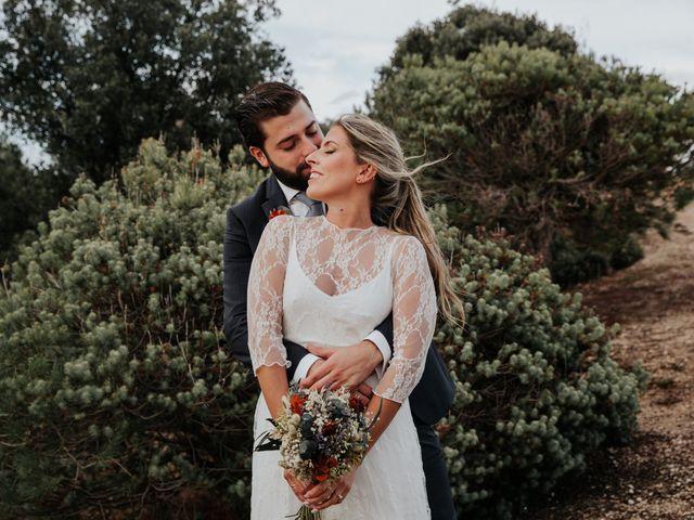 La boda de Alberto y Cristina en San Agustin De Guadalix, Madrid 64