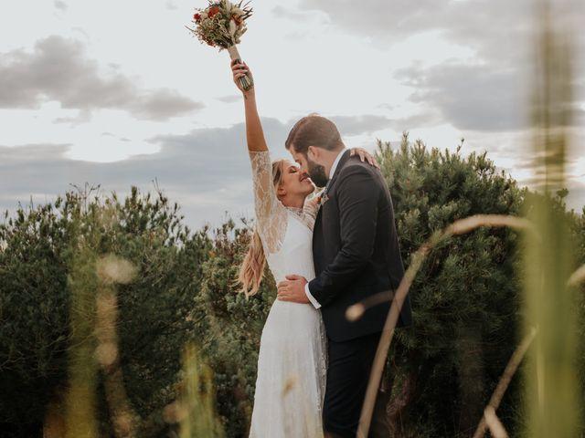 La boda de Alberto y Cristina en San Agustin De Guadalix, Madrid 70