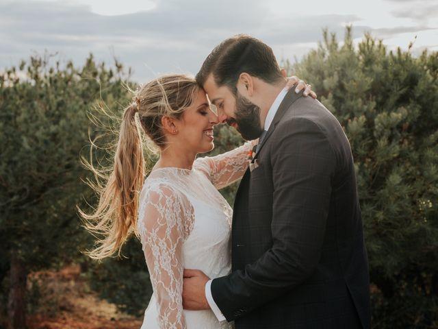 La boda de Alberto y Cristina en San Agustin De Guadalix, Madrid 76