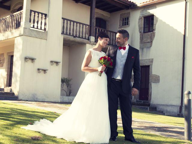 La boda de Lore y Albano