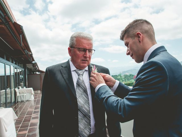 La boda de Sheila y Carlos en Torazo, Asturias 34
