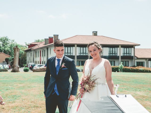 La boda de Sheila y Carlos en Torazo, Asturias 41