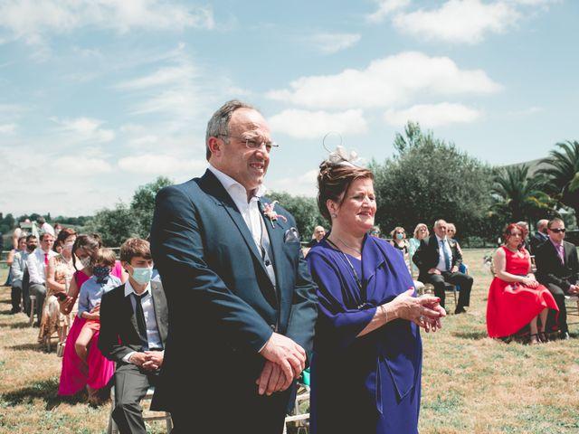 La boda de Sheila y Carlos en Torazo, Asturias 42