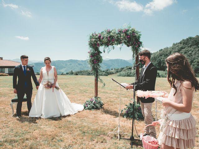 La boda de Sheila y Carlos en Torazo, Asturias 47