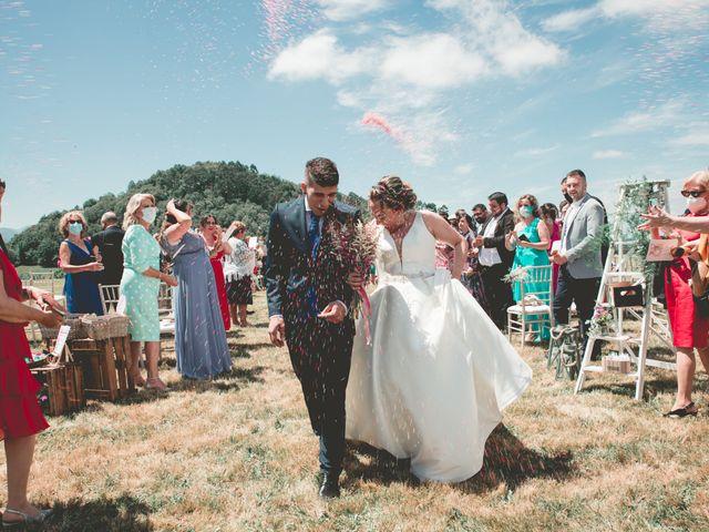 La boda de Sheila y Carlos en Torazo, Asturias 57
