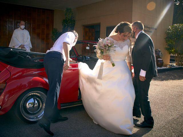 La boda de augusto y rosa en Turis, Valencia 15