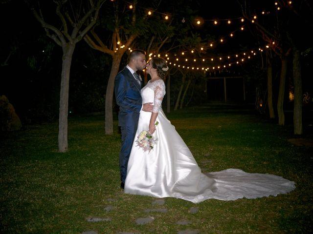 La boda de augusto y rosa en Turis, Valencia 18