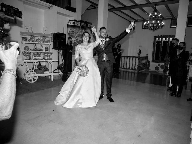La boda de augusto y rosa en Turis, Valencia 19