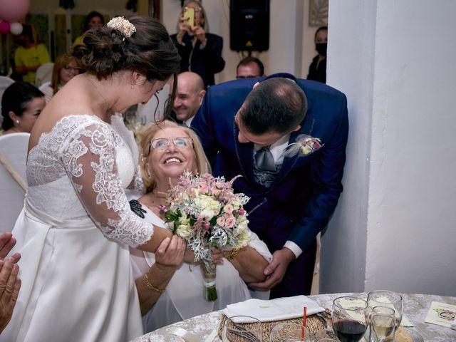 La boda de augusto y rosa en Turis, Valencia 20