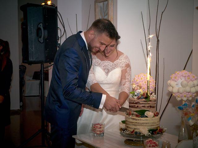 La boda de augusto y rosa en Turis, Valencia 21