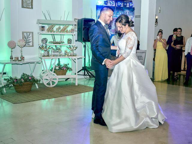 La boda de augusto y rosa en Turis, Valencia 22
