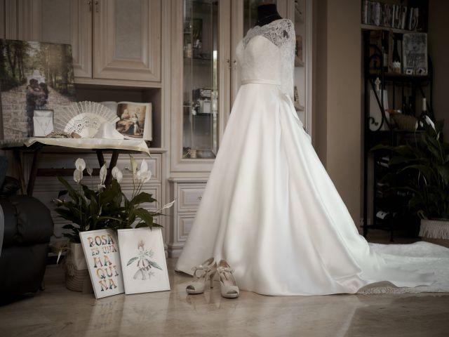La boda de augusto y rosa en Turis, Valencia 2