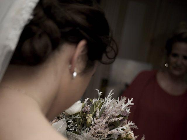 La boda de augusto y rosa en Turis, Valencia 27