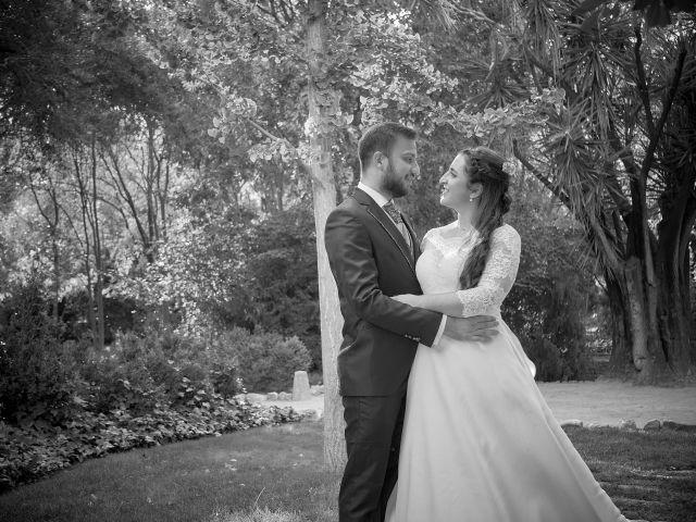 La boda de augusto y rosa en Turis, Valencia 32