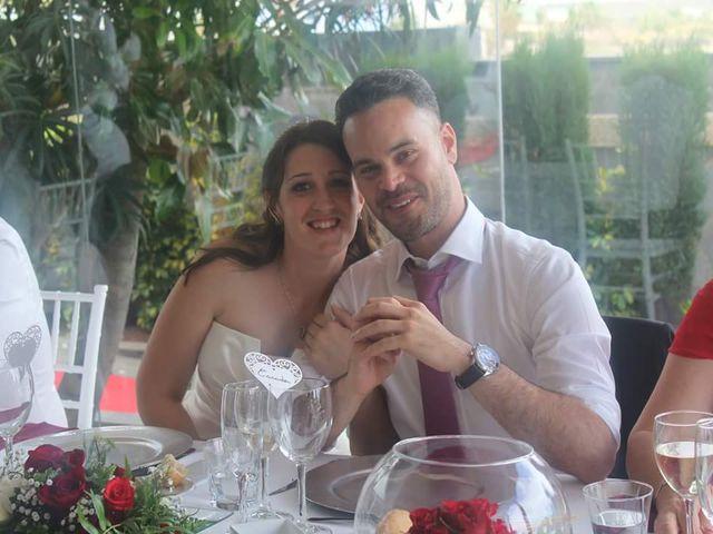 La boda de Jonathan y Elisabet en Candelaria, Santa Cruz de Tenerife 1