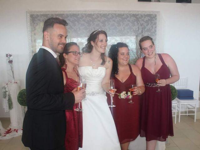 La boda de Jonathan y Elisabet en Candelaria, Santa Cruz de Tenerife 5
