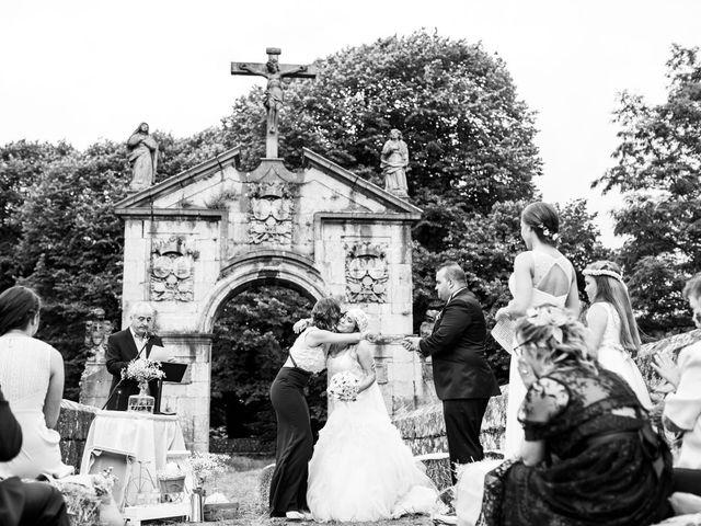 La boda de Jon Ander  y Ainhoa  en Llodio, Álava 23