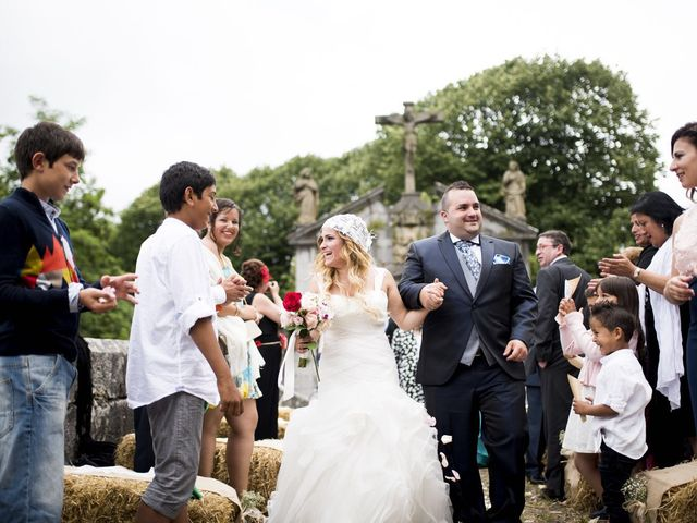 La boda de Jon Ander  y Ainhoa  en Llodio, Álava 25
