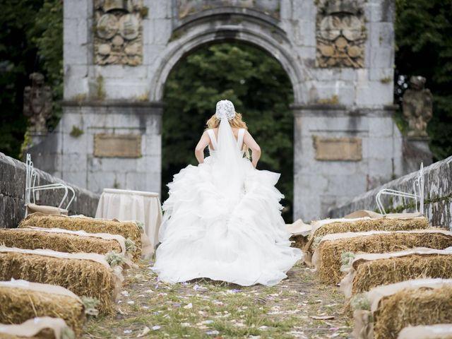 La boda de Jon Ander  y Ainhoa  en Llodio, Álava 31
