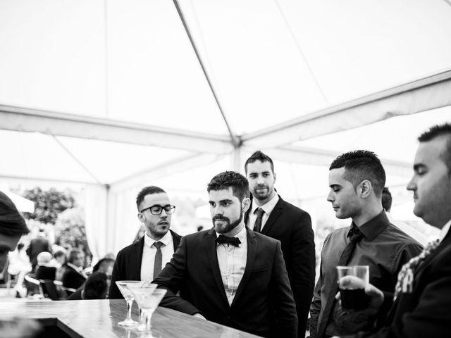 La boda de Jon Ander  y Ainhoa  en Llodio, Álava 35