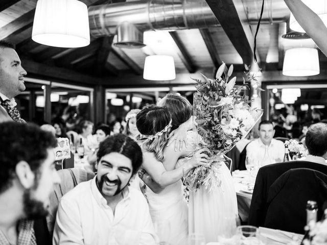 La boda de Jon Ander  y Ainhoa  en Llodio, Álava 40