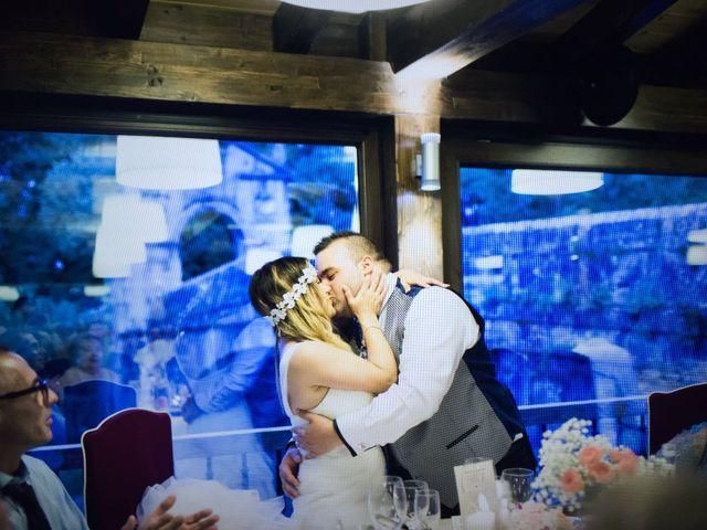 La boda de Jon Ander  y Ainhoa  en Llodio, Álava 57