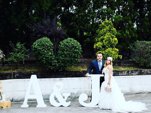 La boda de Jon Ander  y Ainhoa  en Llodio, Álava 66
