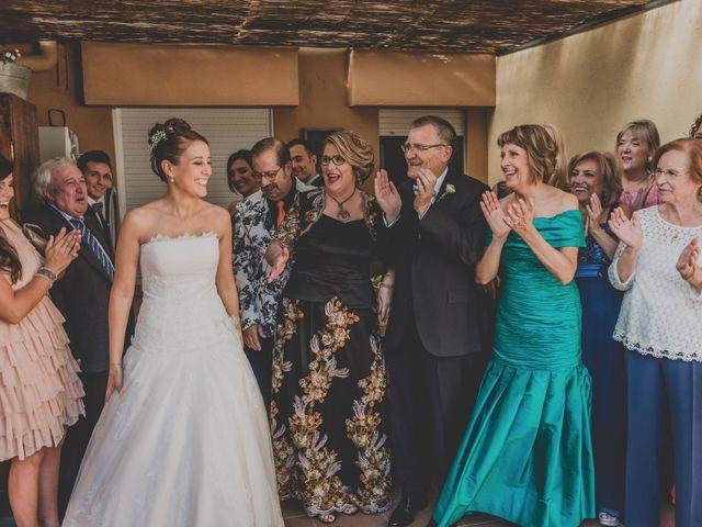 La boda de David y Èlia en La Pobla De Claramunt, Barcelona 35