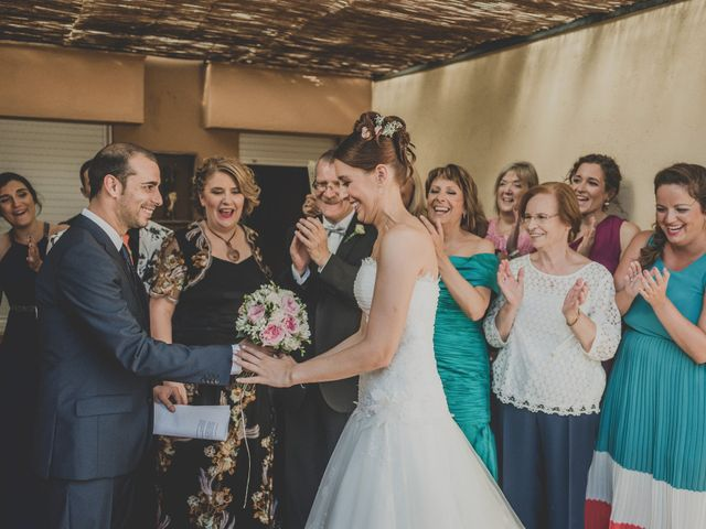 La boda de David y Èlia en La Pobla De Claramunt, Barcelona 36