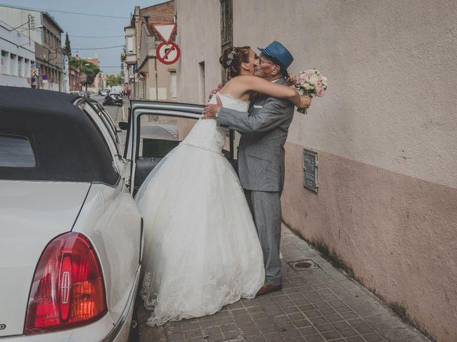 La boda de David y Èlia en La Pobla De Claramunt, Barcelona 40