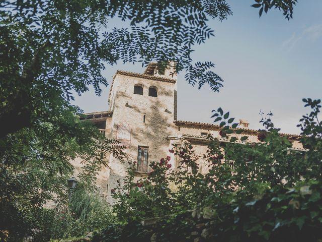 La boda de David y Èlia en La Pobla De Claramunt, Barcelona 45