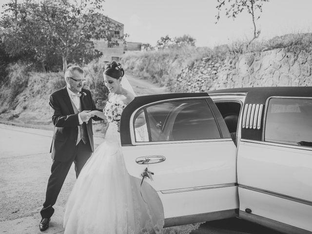La boda de David y Èlia en La Pobla De Claramunt, Barcelona 47