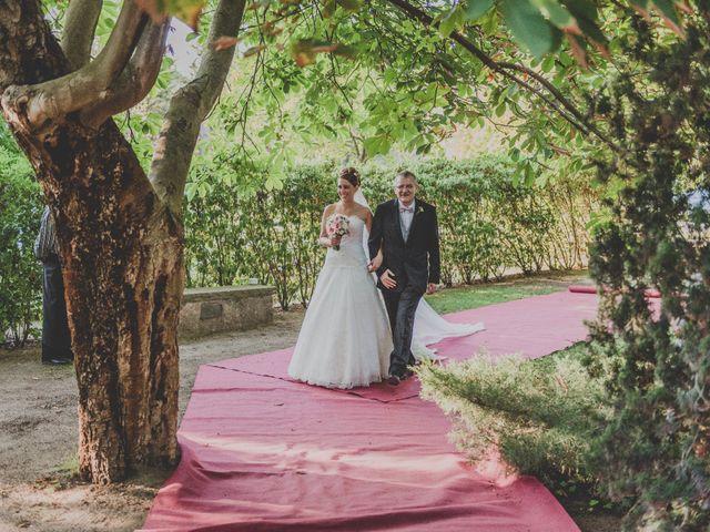 La boda de David y Èlia en La Pobla De Claramunt, Barcelona 50
