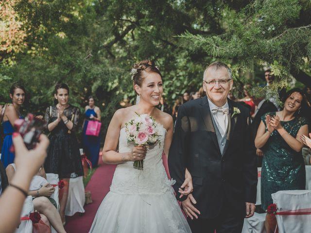 La boda de David y Èlia en La Pobla De Claramunt, Barcelona 51
