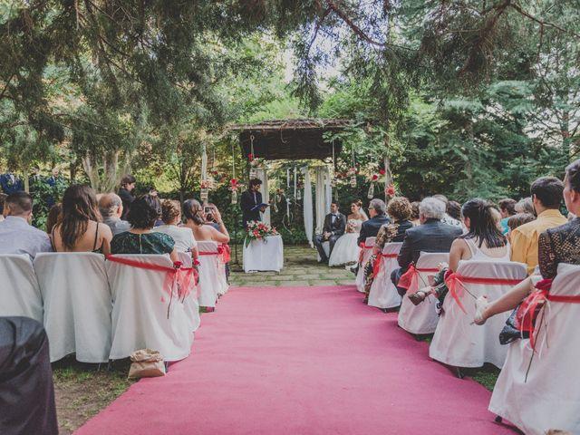 La boda de David y Èlia en La Pobla De Claramunt, Barcelona 54