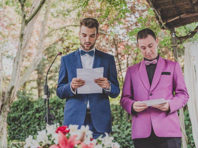 La boda de David y Èlia en La Pobla De Claramunt, Barcelona 63