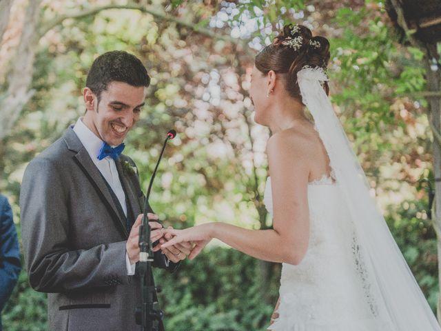 La boda de David y Èlia en La Pobla De Claramunt, Barcelona 65