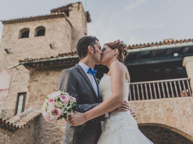 La boda de David y Èlia en La Pobla De Claramunt, Barcelona 78
