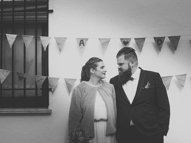 La boda de David y Ana María en Mota Del Cuervo, Cuenca 2